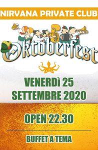 Oktoberfest - Buffet a Tema